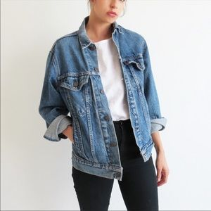 Levi's Oversized Trucker Jacket